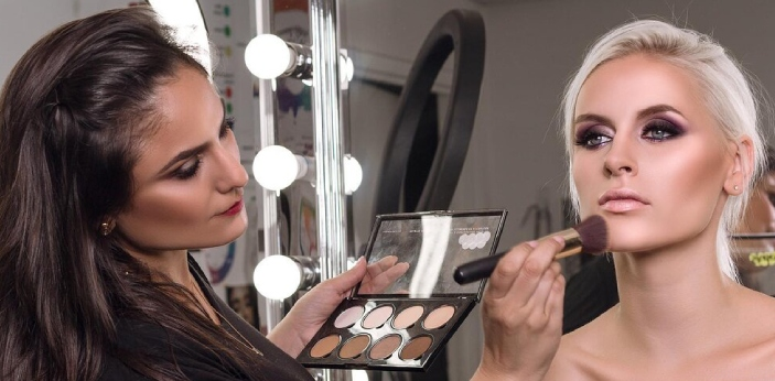 Being a makeup artist does not require any formal education. But it takes some years of formal