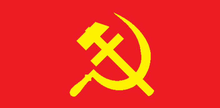 Communism and totalitarianism are ideologies that stand separate in their economics and political
