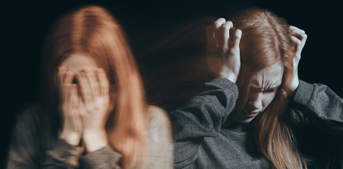 Psychosis is a symptom of a brain disorder or mental illness, which depicts the victim of losing