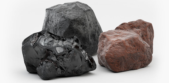 Both black and brown coals are ideal fuels, although people are more familiar with black coal.