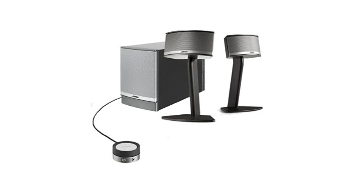 Bose speakers are more expensive than other speakers because the sound quality from Bose speakers