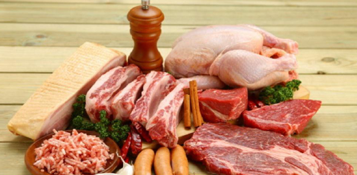 Meat has many words to describe it, because there are various types of meats and textures to them.