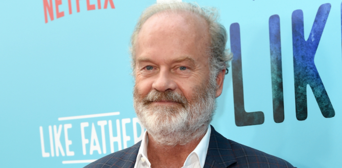 Kelsey Grammar says he forgives his sister's killer, but he doesn't deserve freedom.