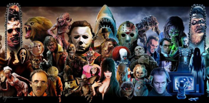Horror and thriller are a couple of movie genres that many people love. It is always a debate about
