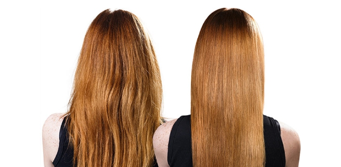 The goal of both treatments is to smooth, fortify, soften, and destress hair while preventing