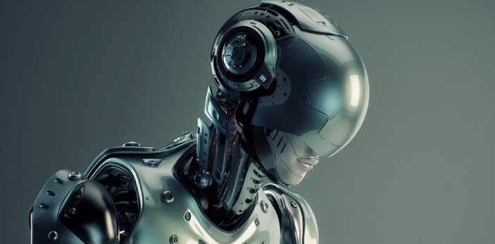 The major difference between robot and a cyborg is the presence of life. A robot is actually a