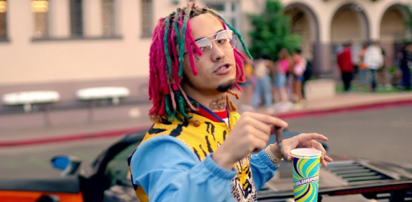 Why do terrible songs like Gucci Gang get 300 mil views?