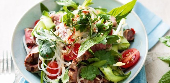 What is the best way to make salads?