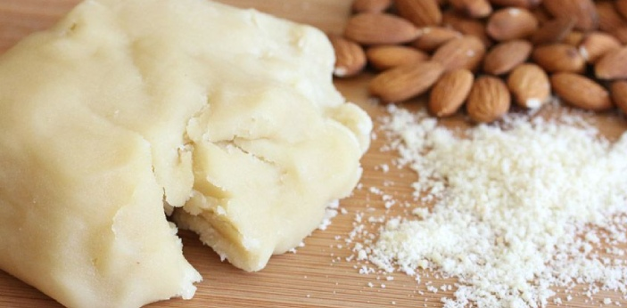Marzipan and Almond Paste are both made out of almonds. This is the reason why some people assume