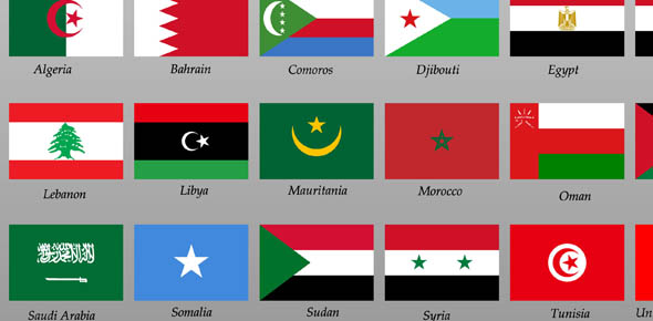 What is the largest Islamic country by land area?<br/>