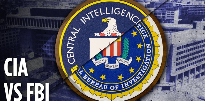 There are a lot of people who may assume in the beginning that the CIA and the FBI are the same.