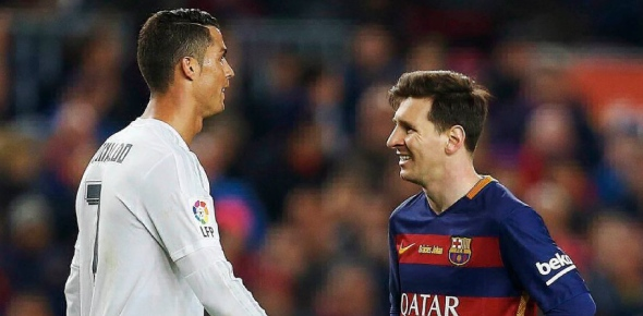 Who has more natural footballing talent, Cristiano Ronaldo or Lionel Messi (and why)?