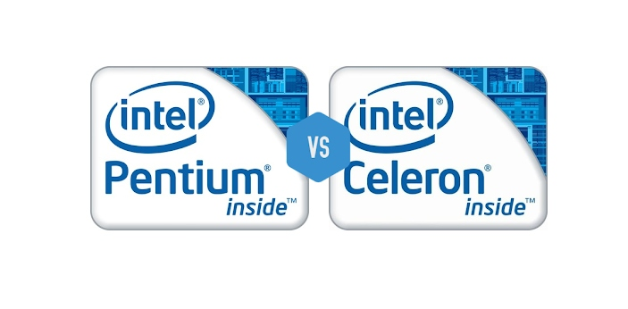 Pentium and Celeron are two examples of processors from Intel. While both are created to offer