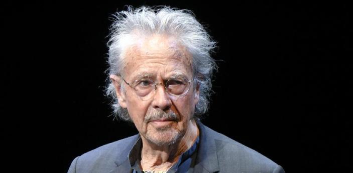 Peter Handke was born in December 1942 in Griffen, Austria. His father, Erich Scheunemann, was a