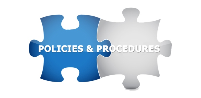It is already a known fact that policies and procedures may need to work together to keep different