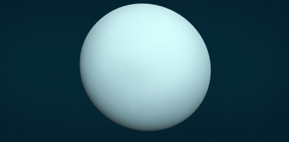How long does Uranus take to complete one revolution around the sun?