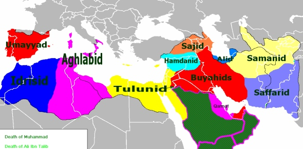 When did the Abbasid Caliphate end and how?
