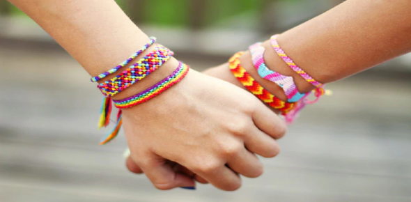 The tradition of celebrating friendship day is something people have been observing over the years.