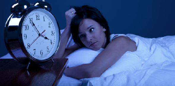 Is occasional sleeplessness normal?
