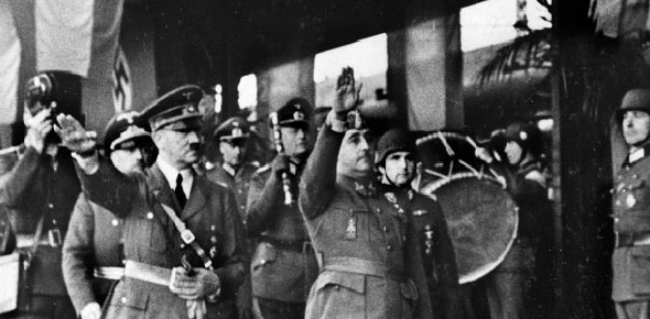 Because of this man!   Francisco Franco   Let's go back to 1940. Spain was a nation that was