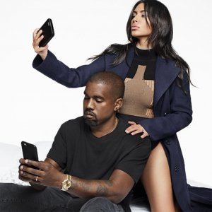 Kim's Most Iconic Selfie  Kim Kardashian is known to be an extreme lover of selfies and she