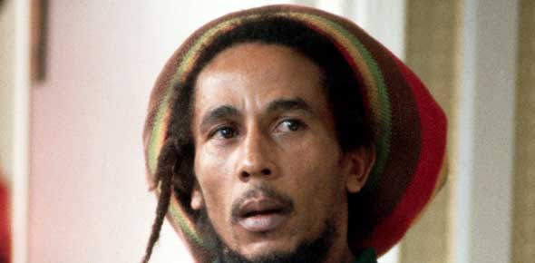 Bob Marley was born on February 6, 1945, and he died on May 11, 1981. He was known for his reggae