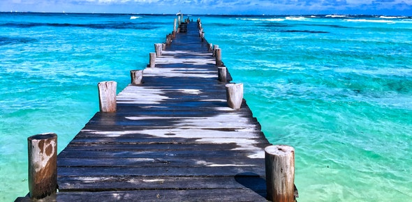 Sea and Ocean are two different large bodies of water. People often use them interchangeably, but