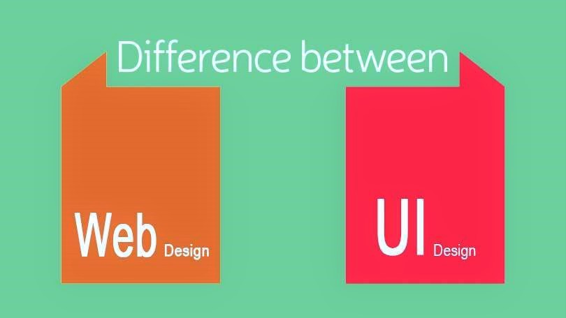 UI is an older Version or much more practiced Field, the Question that arises of what is User