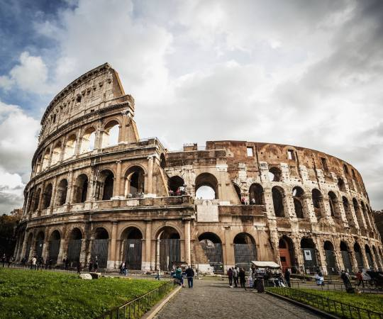 Colosseum Sliding