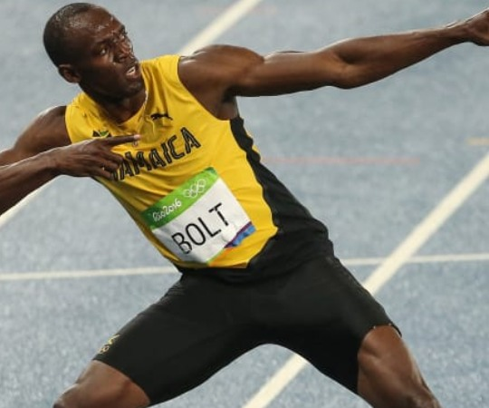 Can You Solve The Puzzle Picture Of Usain Bolt With Sliding Quiz