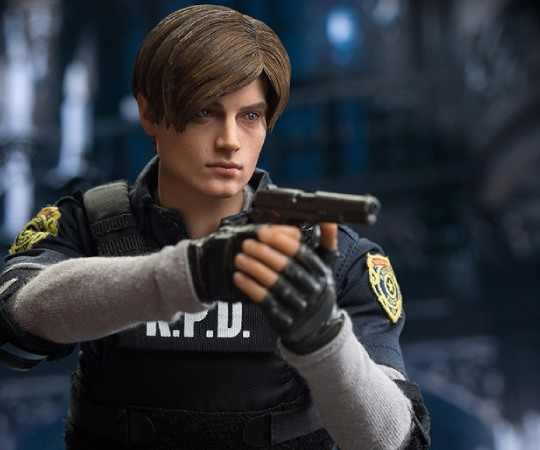 Leon Kennedy Slide Puzzle