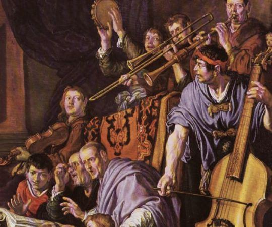 Renaissance Music Scene