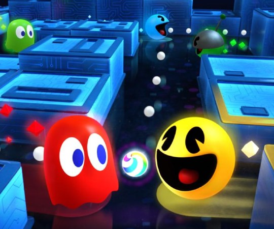 The Ultimate Pac-Man Sliding Puzzle Challenge