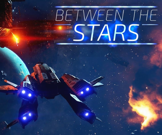 Between The Stars Sliding Puzzle