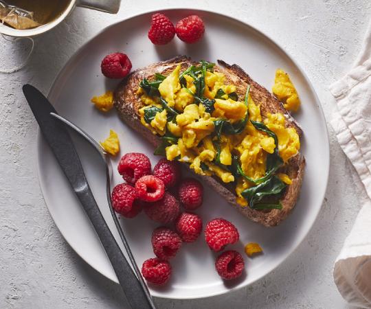 Best Healthy Breakfast Foods Sliding Puzzle