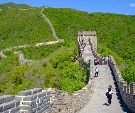Great Wall Of China Sliding Puzzle