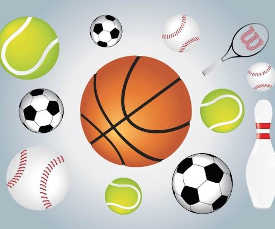 Sports Ball Sliding Puzzle